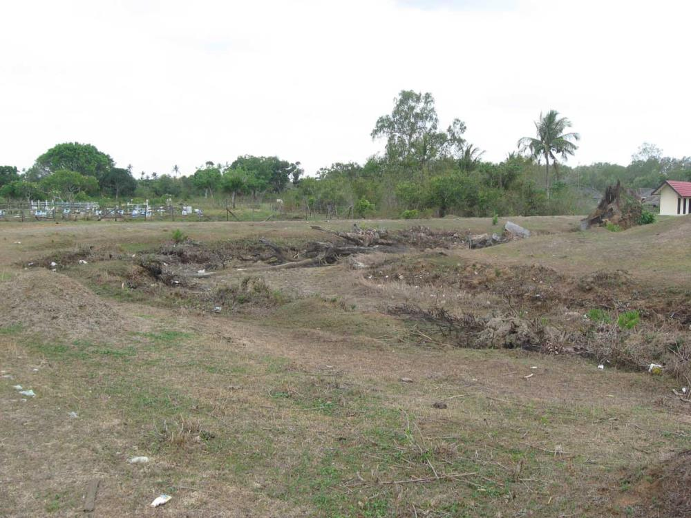 Remains fort Tabanio