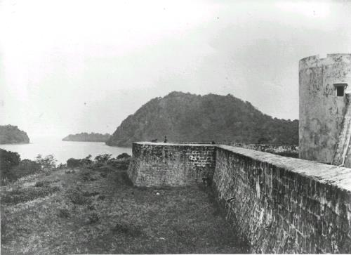 Fort Belgica at Bandanaira