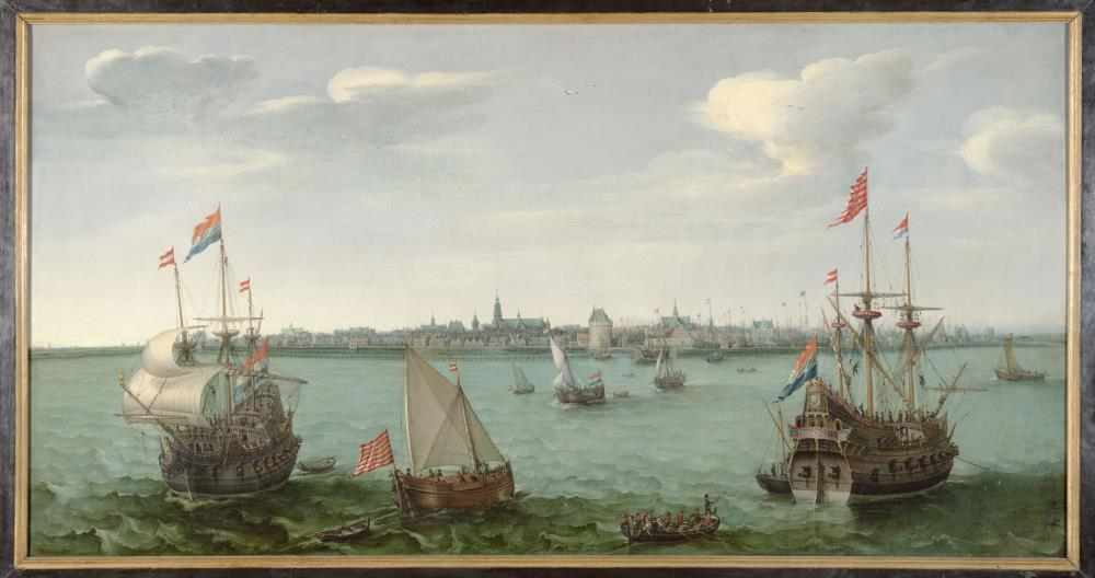 View of Hoorn